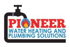 Pioneer Water Heating and Plumbing Solutions Logo